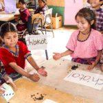 Deficiente enseñanza de idiomas maternos