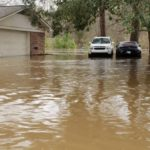 Inundaciones afectan el sur de Estados Unidos