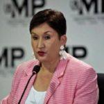 MP pide extraditar a la exfiscal general Thelma Aldana