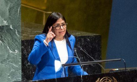 Gobierno español niega conversación entre Sánchez y Delcy Rodríguez