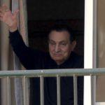 Muere el derrocado presidente de Egipto Hosni Mubarak