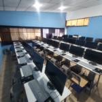¿Quién donó las 30 computadoras al Instituto Técnico Industrial de Xela?