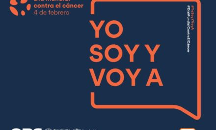 """El lema 2020 del Día Mundial Contra el Cáncer: """"Yo Soy y voy a»"""
