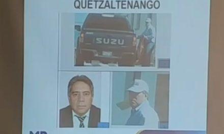 MP: Juez quetzalteco se reunía con Gustavo Alejos para influir en magistraturas