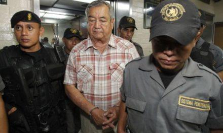 Waldemar Lorenzana es condenado. Depto. de Justicia de USA agradeció a Guatemala