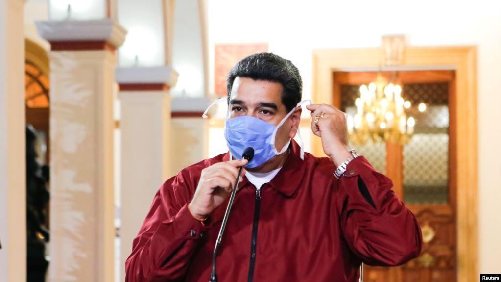 Venezuela en cuarentena total por orden de Maduro