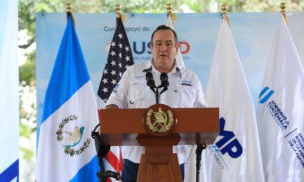 Presidente de Guatemala llama a la calma por el Covid-19 y estas serán las acciones
