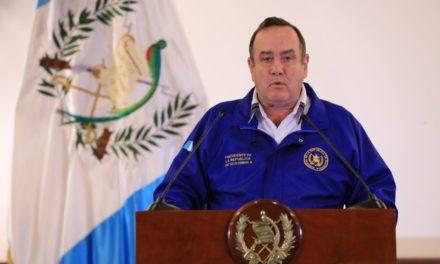 Guatemala anuncia más disposiciones por el Coronavirus COVID-19, entre estas, suspensión de clases