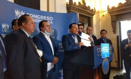 Diputados plantean iniciativa para congelar pagos de impuestos y créditos