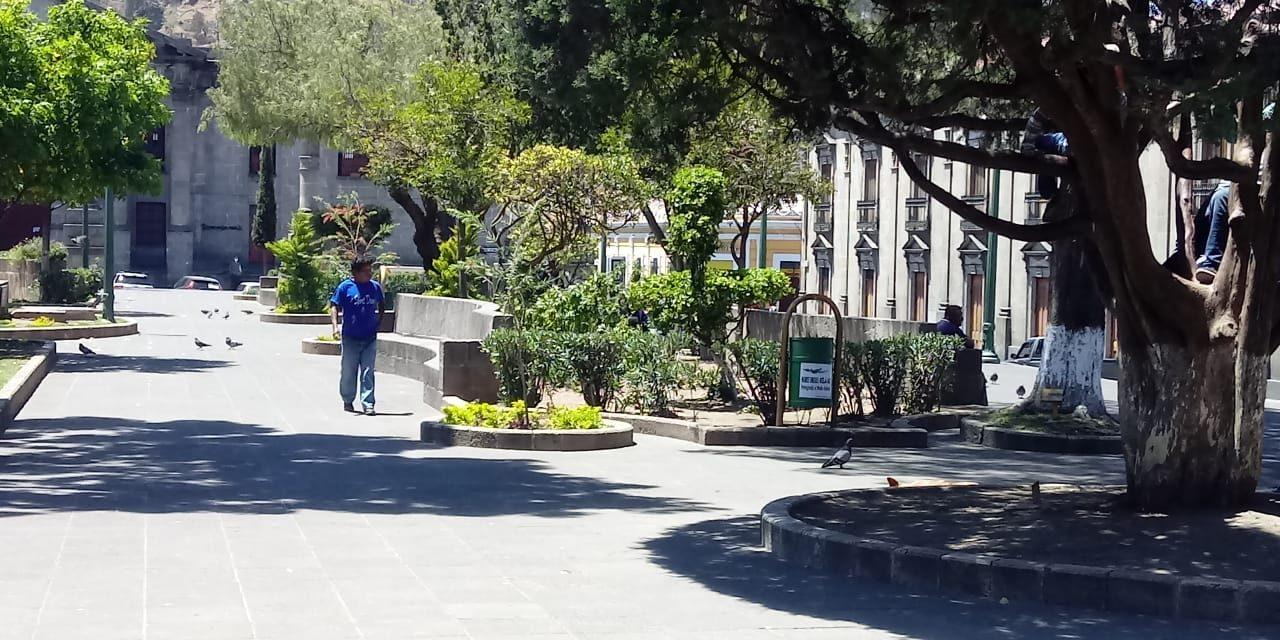COVID 19: Xela aplica restricción de acceso a parques