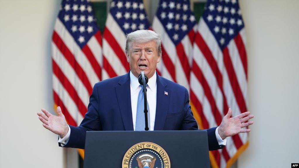 Trump suspenderá de forma temporal la inmigración debido al coronavirus