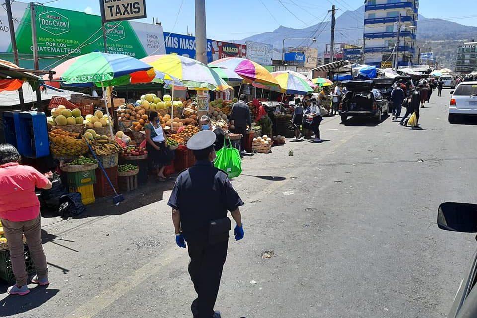 Cierre de mercados de Semana Santa en Xela, comenzará un día antes. Del martes al domingo