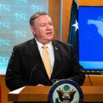 Pompeo: EE.UU. planea reabrir embajada en Caracas cuando las condiciones «sean adecuadas»