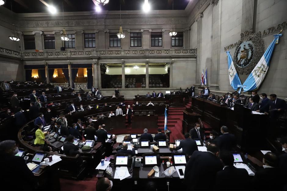 Congreso de la República de Guatemala avala tres decretos por crisis generada por el Covid-19