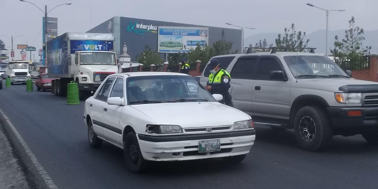 PMTQ ha consignado y multado a pilotos durante cuarentena
