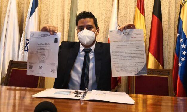 Erick Tzún asume el cargo de gobernador de Quetzaltenango en medio de crisis