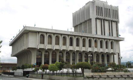Retomarán actividades en el Organismo Judicial