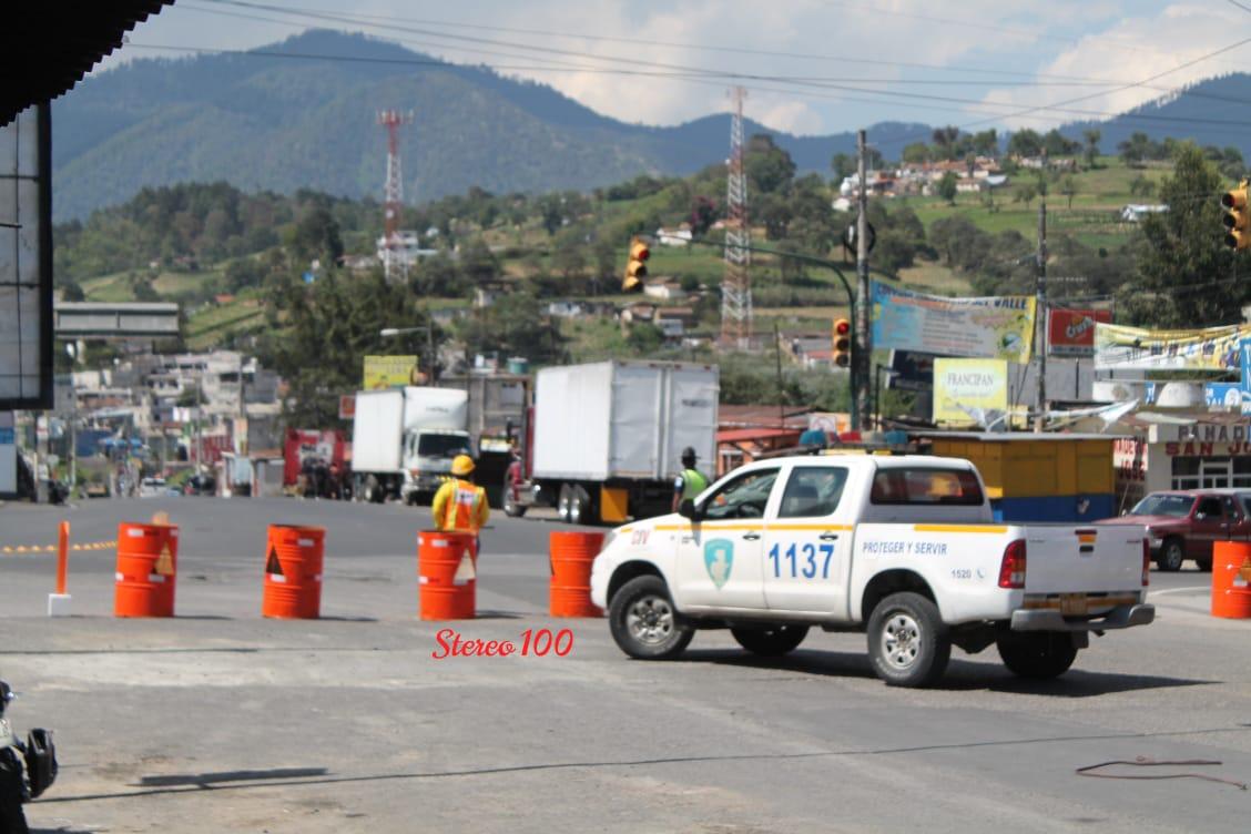 Inicia construcción de paso a desnivel en Totonicapán