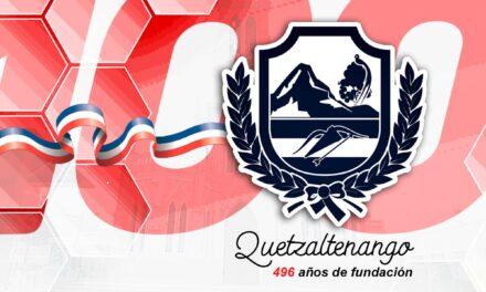 Crisis sanitaria opaca aniversario 496 de la fundación de Quetzaltenango