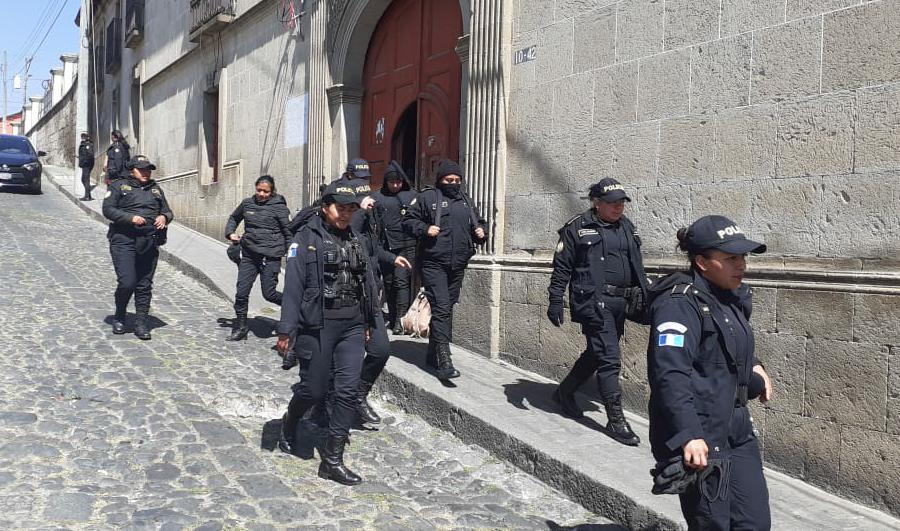 Confirman caso de COVID-19 en cárcel de Xela