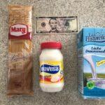 ¿Qué se puede comprar con cinco dólares en un mercado en Venezuela?