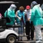 Sigue ascenso de muertes y contagios por COVID-19 en México