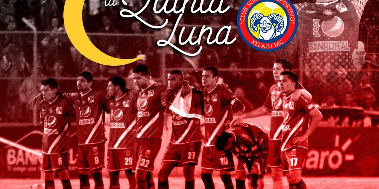 (((AUDIO))) Narración de los goles de la final en donde Xelajú MC consiguió su «Quinta Luna»