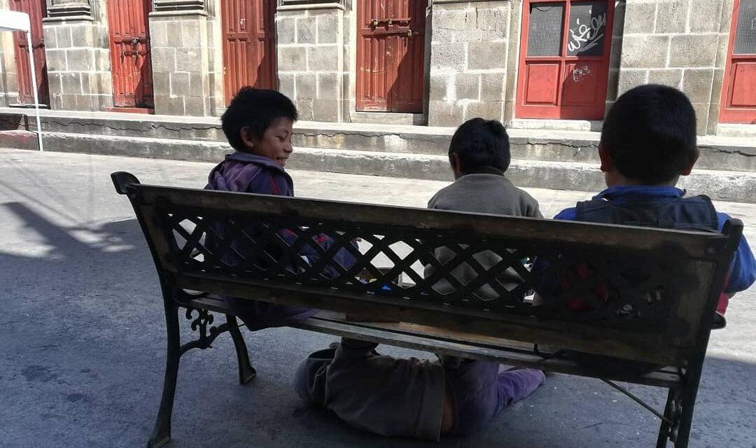 Piden atención a niñez y adolescencia durante crisis