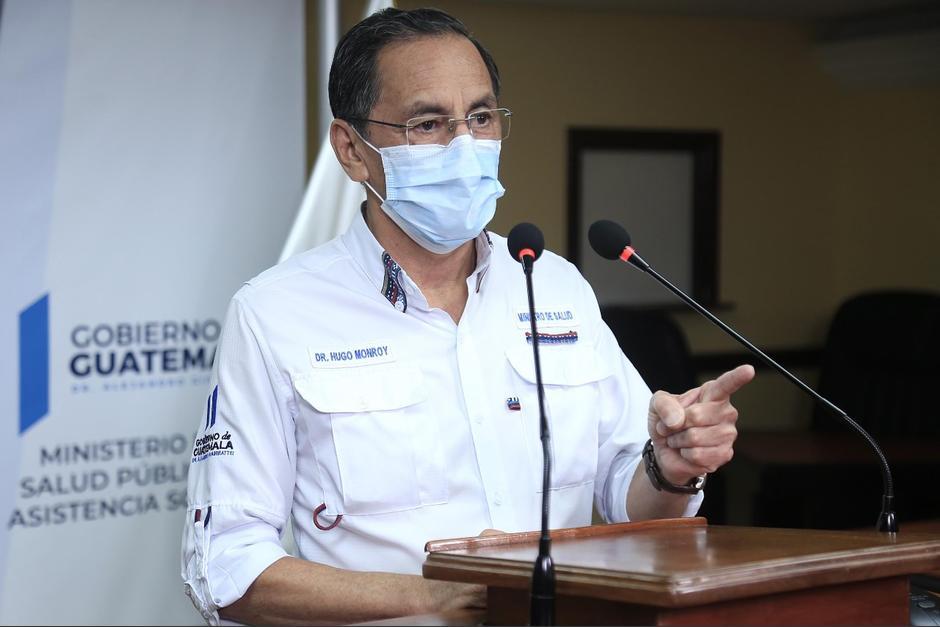 Guatemala llega a 2 mil 743 casos de COVID-19