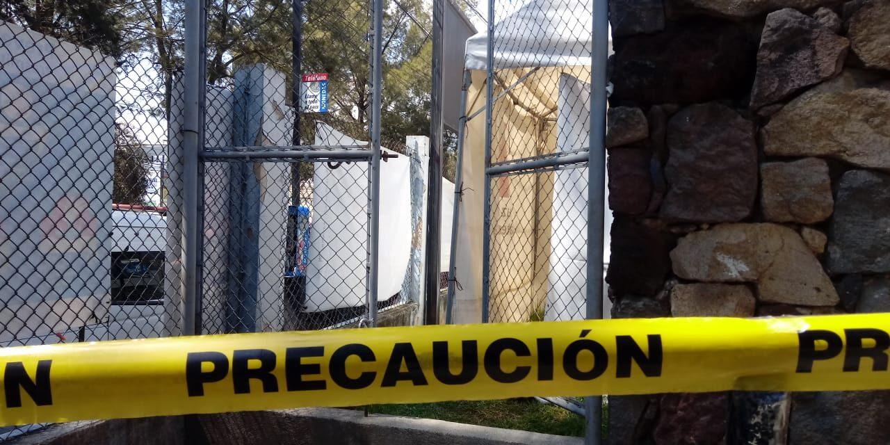 Fallecido por COVID-19 fue a hospital privado antes de acudir al CAP de Quetzaltenango