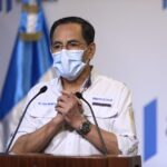 Guatemala cierra el día con cinco fallecidos por COVID-19. Mientras tanto, 3 mil 582 casos continúan activos