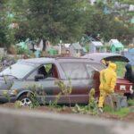 Día en el que Guatemala reporta más fallecidos por COVID-19. Una inhumación se realizó en Quetzaltenango