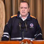 COVID-19: Presidente de Guatemala anuncia cambio de disposiciones para esta semana