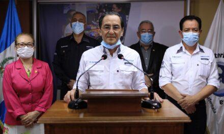 Ministro de Salud confirma 33 nuevos casos de Covid-19 en Guatemala