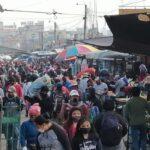 Vendedores en Xela ignoran disposición municipal y abren ventas