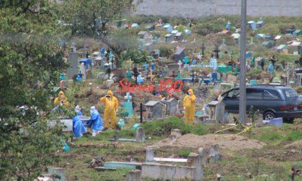 Piden a los alcaldes de Quetzaltenango buscar terrenos para inhumar a víctimas de COVID-19