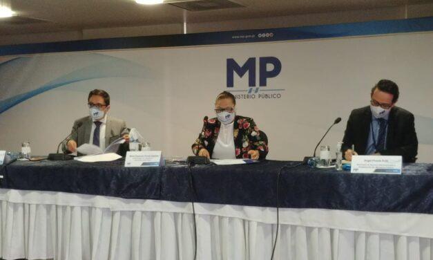 FECI presenta informe sobre el caso Comisiones Paralelas