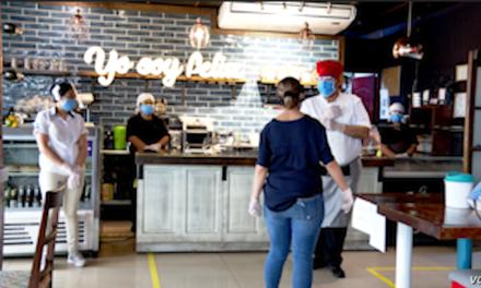 Honduras experimenta apertura comercial con restaurantes como proyecto piloto
