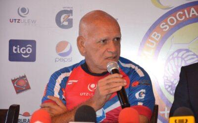Claverí en su retorno a Xelajú, habla de lo que pasó en la final que perdió ante Guastatoya en 2018
