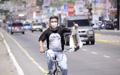Bicicleta: la alternativa de transporte en Xela