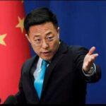 China amenaza con represalias contra EE.UU. sobre Hong Kong