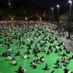 Hong-Kong: Multitudes conmemoran Tiananmen a pesar de la prohibición