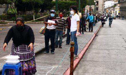 Después de entregar más de 8 mil platos de comida, la «Olla Comunitaria» pide atención del Gobierno de Guatemala