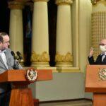 Guatemala informa en Cadena Nacional sobre las cuatro fases de desescalada del confinamiento por el COVID-19
