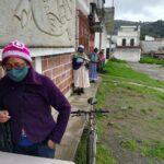 250 mujeres fueron beneficiadas con víveres