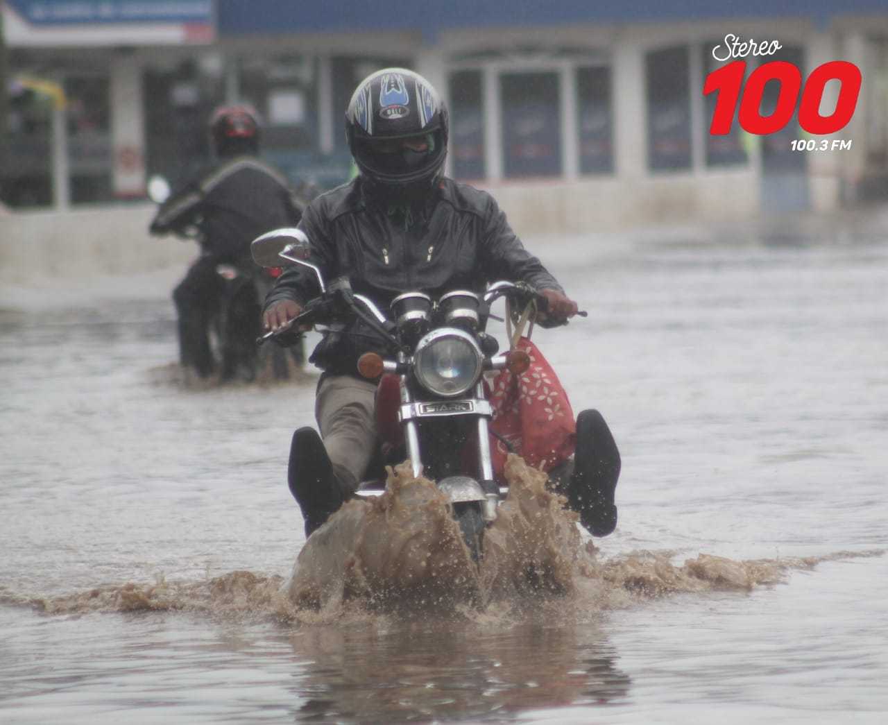 Vecinos temen que inundaciones en la Puerta del Llano persistan pese a trabajos municipales