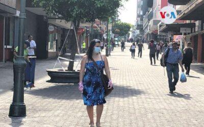 Costa Rica vuelve aplicar fuertes medidas para bajar la curva de contagios del COVID-19