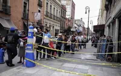México escala a cuarto lugar global en muertes por COVID-19