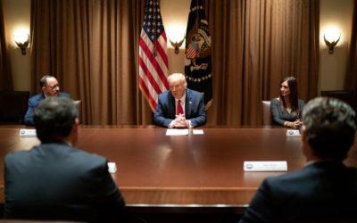 Trump sugiere retrasar elecciones de noviembre en EE.UU.