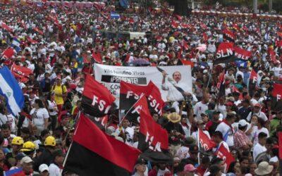 Nicaragua: gobierno evita eventos masivos, insiste en discurso de «normalidad» pese a crisis sanitaria